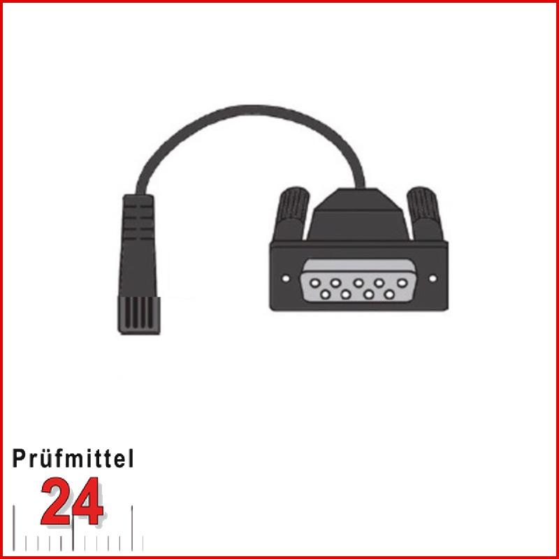 Verbindungskabel RS232 L1-RS232