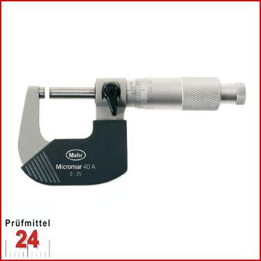Ablesung 0,01mm Analog Messschraube Bügelmessschraube 250-275mm Mikrometer